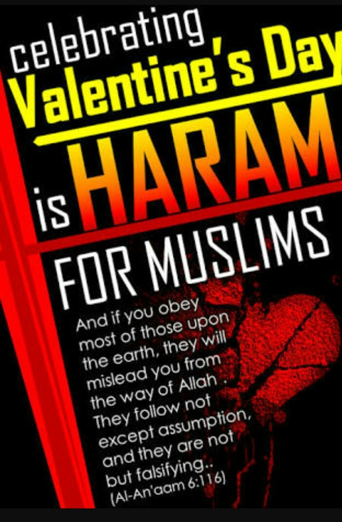Valentine's Day : Why is Haraam ?